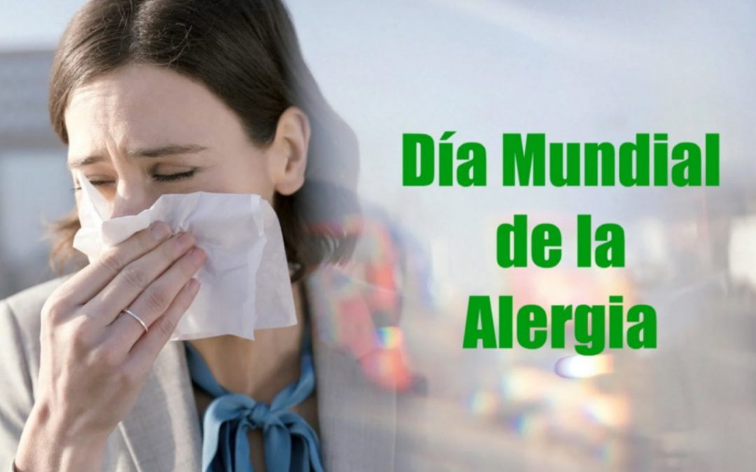 Día Mundial de la Alergia