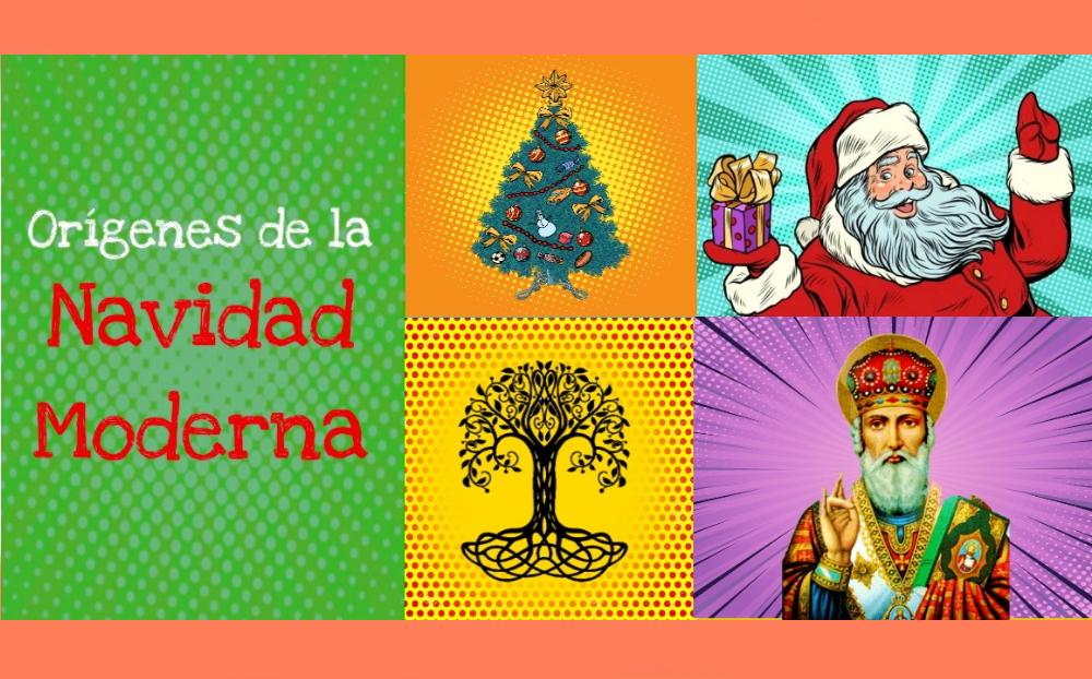 Orígenes de la Navidad moderna