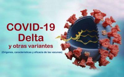 COVID-19 Delta y otras variantes