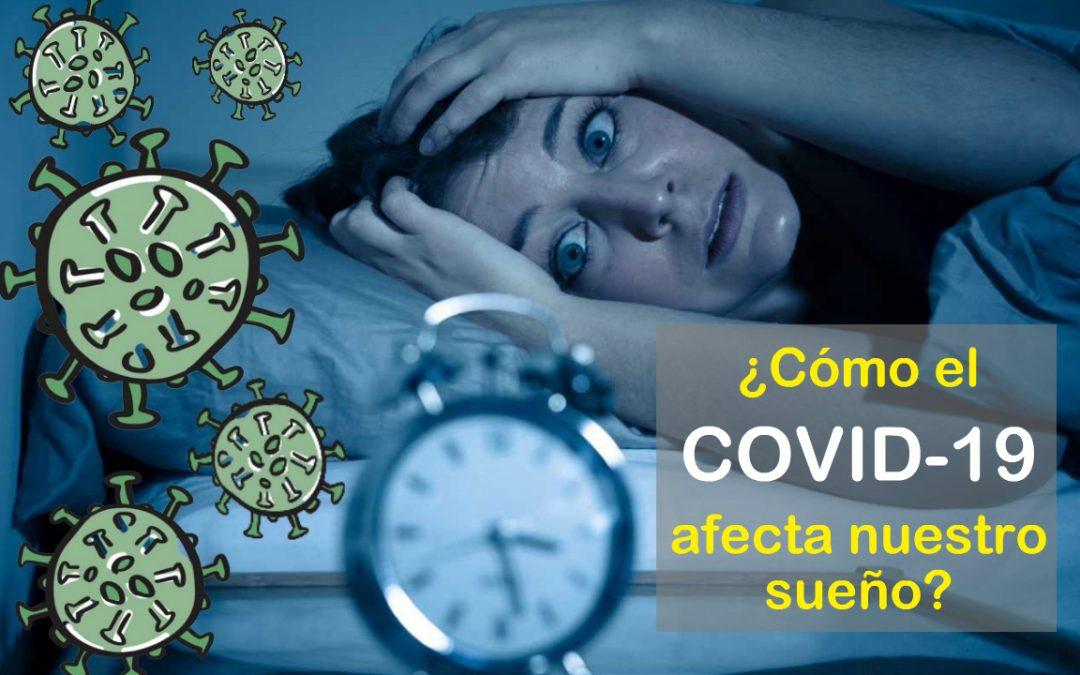 ¿Cómo el COVID-19 afecta nuestro sueño?