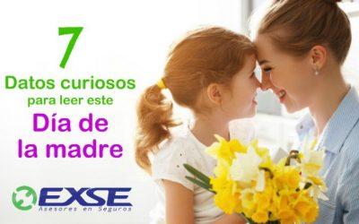 7 Datos curiosos para leer este Día de la Madre
