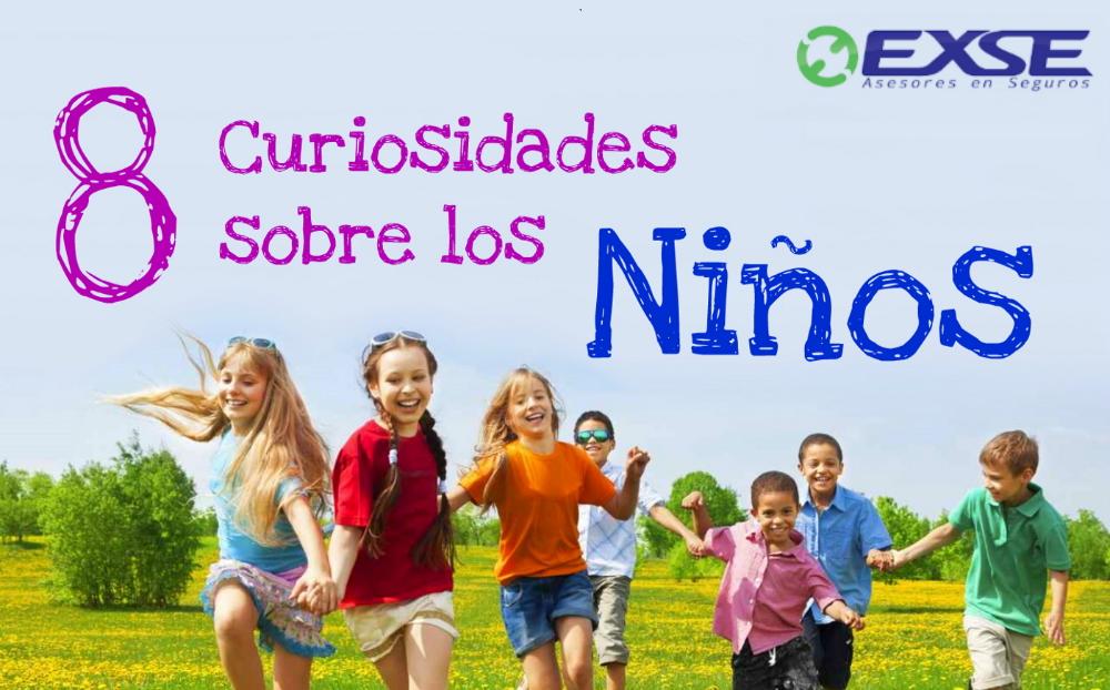 8 Curiosidades sobre los niños