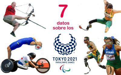 7 datos sobre los Juegos Paralímpicos de Tokio 2021