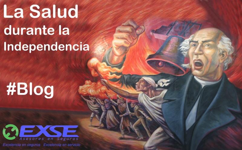 La Salud durante la Independencia